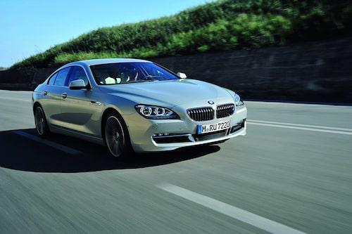 BMW 640i Gran Coupé – en av de vackraste nya bilarnapå bra länge enligt många.
