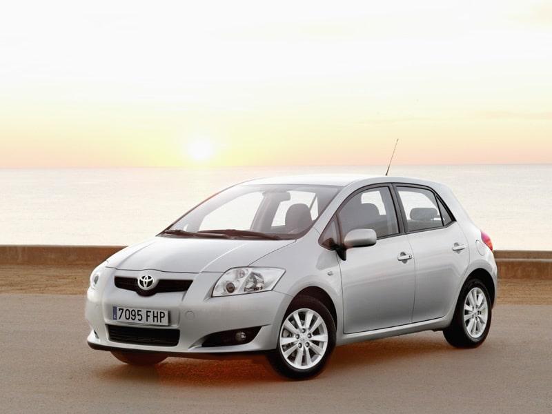 Provkörning av Toyota Auris