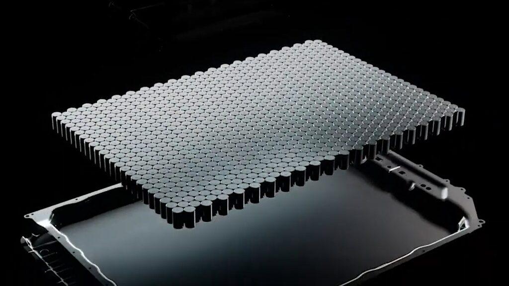 Nya 4680-cellen tas fram i samarbete med japanska Panasonic som ska utveckla en prototypproduktionslina för den.