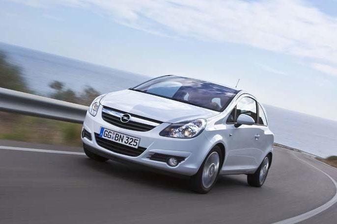 Provkörning av Opel Corsa CDTi Ecoflex