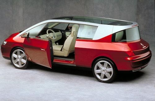 Renault Avantime, som även ses på bilden överst i artikeln, var vad man kallar för en dyr Renault.