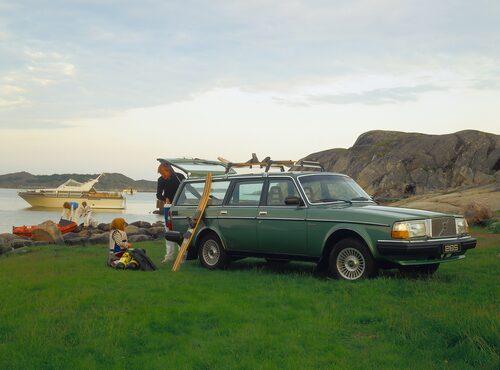 Volvo 265 GLE, 1981