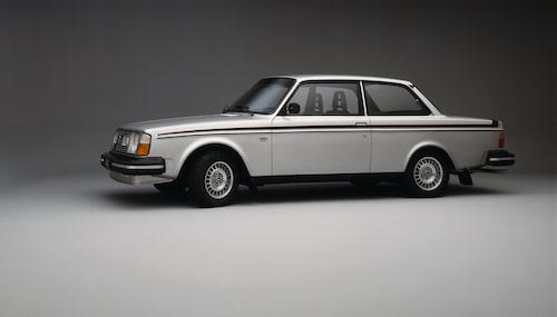 Volvo 242 GT, 1978