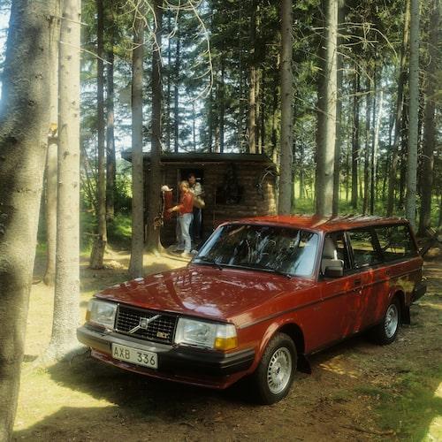 Volvo 245 GLT, 1981