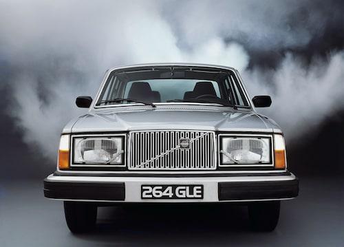 Volvo 264 GLE, 1978