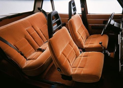 Volvo 264, 1975