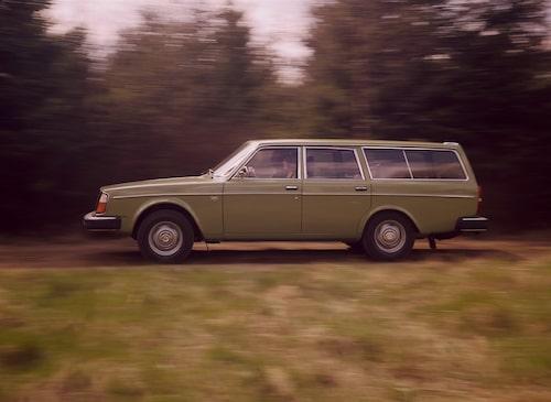 Volvo 245 DL, 1975