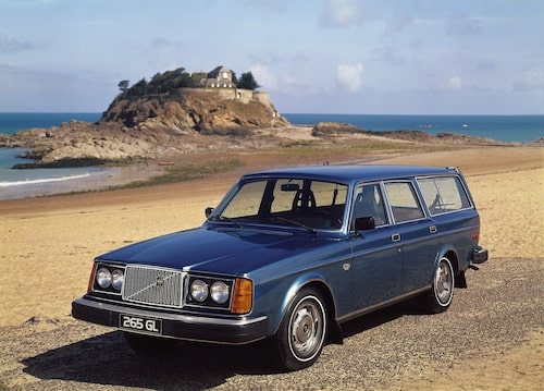 Volvo 265 GL USA-version, 1977