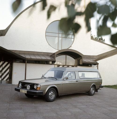 Volvo 245 Likbil, 1976