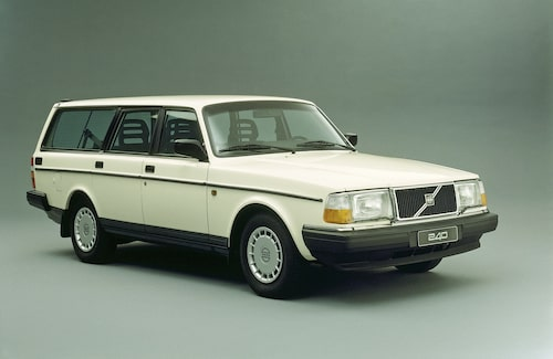 Volvo 240 Classic, 1992