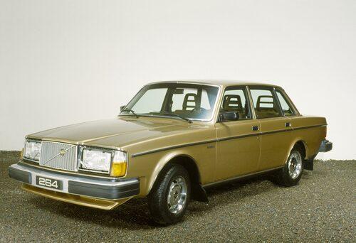 Volvo 264 GLE, 1980