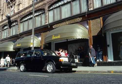 Volvo 245 Turbo, 1982