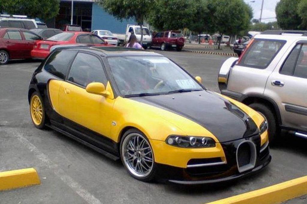 Honda Bugatti