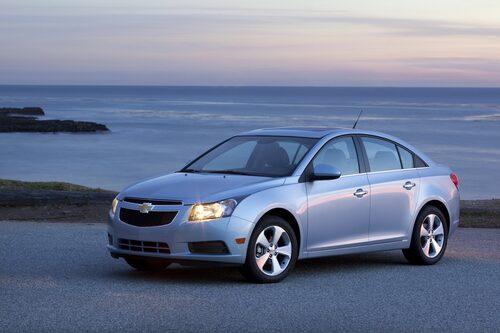 11. Chevrolet Cruze, 691 000 exemplar. Med andra ord en bra bit ifrån toppen trots tidigare uttalande om att Cruze är världens mest sålda bilmodell.