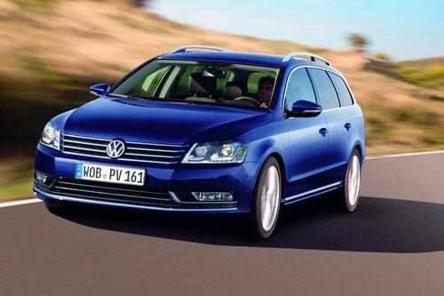 15. Volkswagen Passat, 565 000 exemplar.