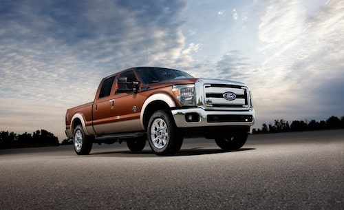 10. Ford F-serie, 702 000 exemplar.