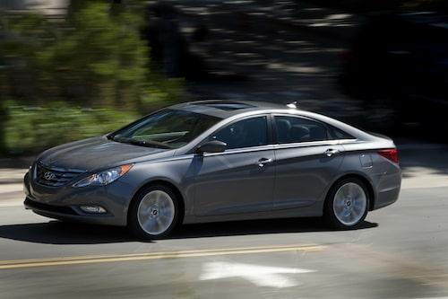 19. Hyundai Sonata/i40, 515 000 exemplar.