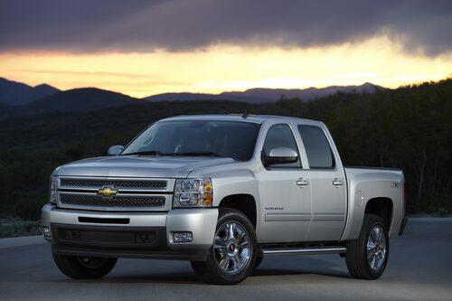 21. Chevrolet Silverado, 478 000 exemplar.