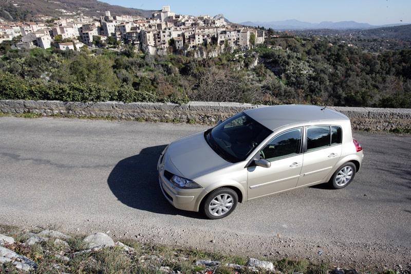 Provkörning av Renault Mégane 1,9 CDi