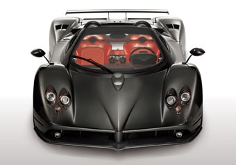 Världens snabbaste roadster i Genève