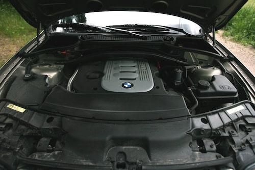 ...men det är under huven som nyheten och det spännande finns. En ny dieselmotor.