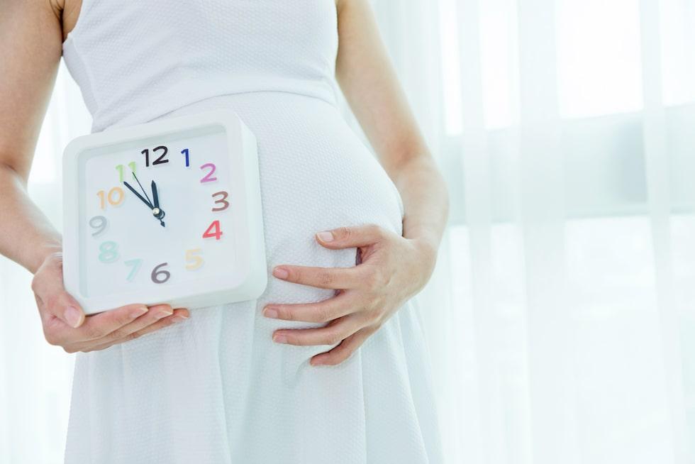 Statistiken visar exakt vilken tid på dygnet då flest bebisar föds. Blev du också nyfiken?