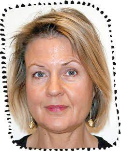 Veronica Vikström, psykolog.