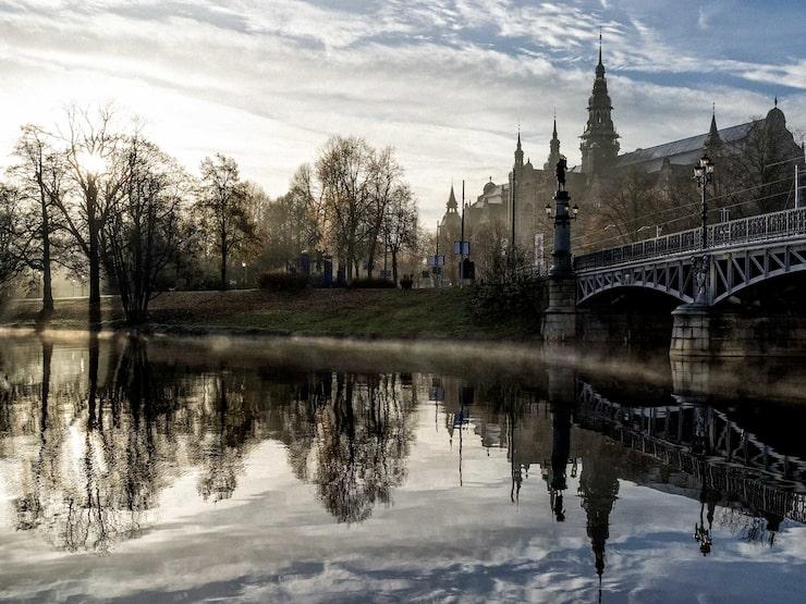 Nordiska museet och en Djurgårdspromenad är en perfekt kombo.