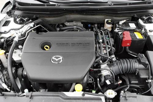 Motorn på 170 hk kommer inledningsvis bara i kaross med Sport-utrustning.