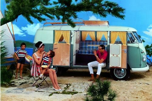 Westfalia-variant, 1954.