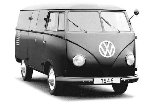 Prototyp från 1949.