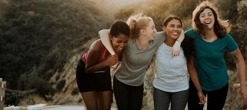"""""""Luckra upp gränserna mellan vad som är träning och vad som är vardagsliv""""."""