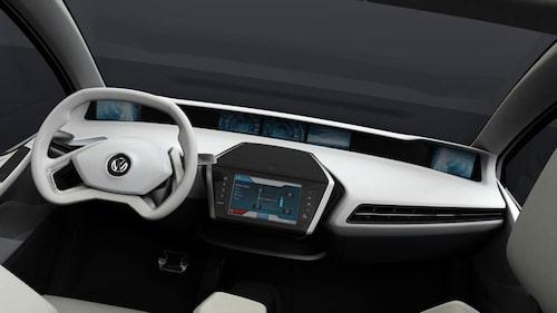 Volkswagen Giugiaro Go