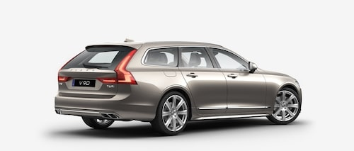 Volvo V90 T6 AWD 2017 Luminous Sand Metallic