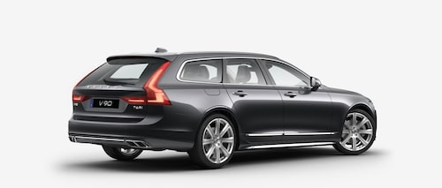 Volvo V90 T6 AWD 2017 Savile Grey Metallic