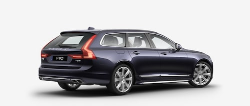 Volvo V90 T6 AWD 2017 Magic Blue Metallic