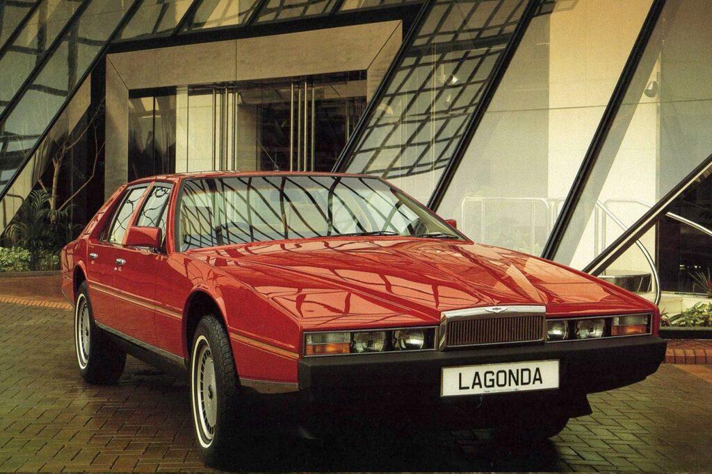 Aston Martin Lagonda (1976-1987)