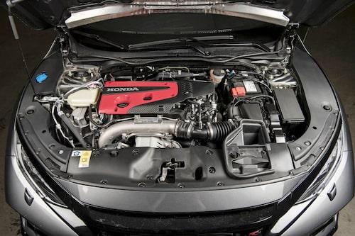 Mer spets än Focus, motorn blir vild på höga varv. Ändå saknas inte vrid, 400 Nm räcker långt.