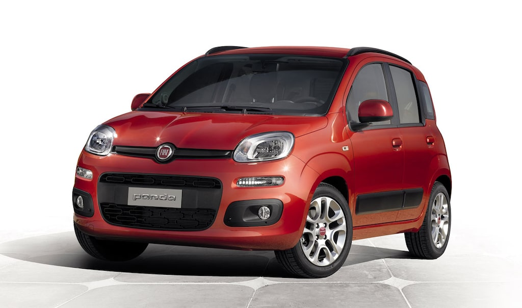 Nya Fiat Panda