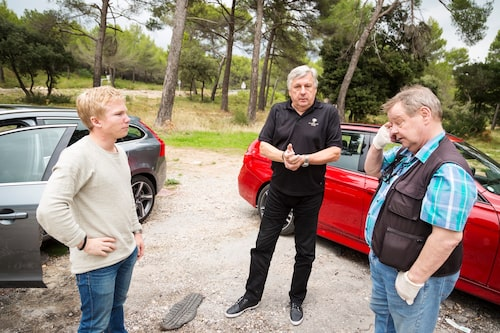 PeO Kjellström blir trött i ögat bara han hör talas om Oskar och Kalles resa.