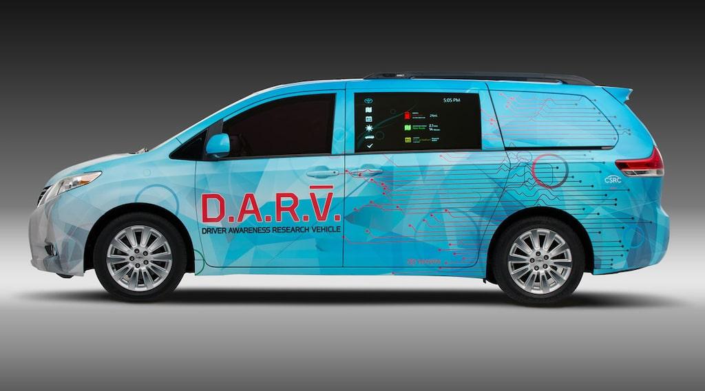 Toyota DAR-V