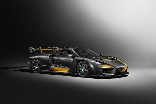 Konceptet McLaren Senna Carbon Theme by MSO.
