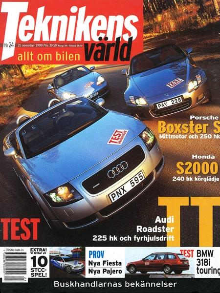 Teknikens Värld nummer 24 / 1999