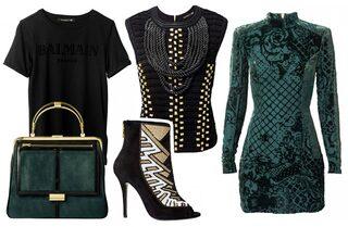 Så mycket kostar Balmains kläder för H&M – Se hela