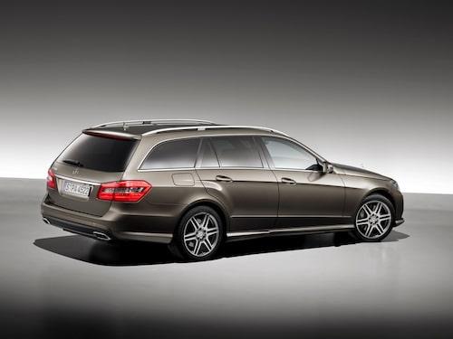 Mercedes E-klass Kombi med AMG stylingpaket