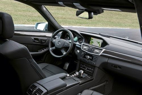 Mercedes E 63 AMG Kombi