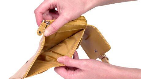 Januari innebär ofta att plånboken är ovanligt tom.