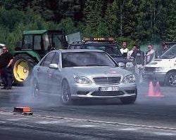 Mercedes AMG S65