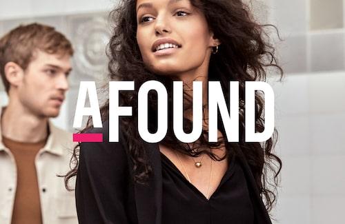 Afound lanserar i Sverige under 2018, med webbplats och en första butik som öppnar på Drottninggatan i Stockholm.