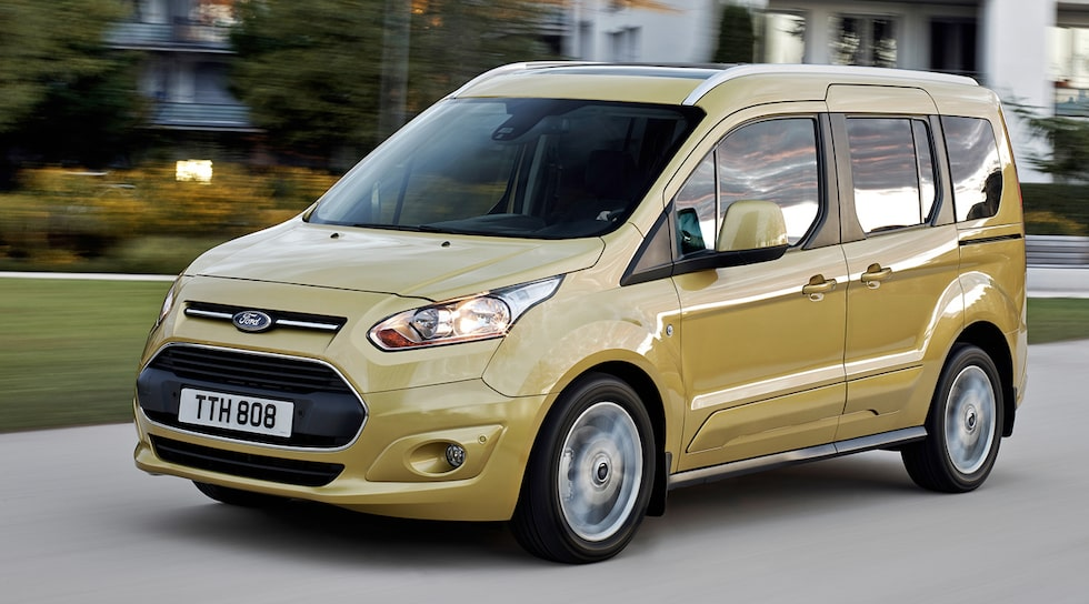 Ford Tourneo Connect 1,0 EcoBoost